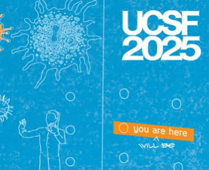 Graphic of UCSF2025 art work