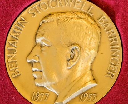 The Barringer Medal
