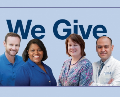 UCSF's 'Employee Giving Program'