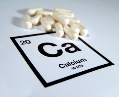 Image of calcium pills