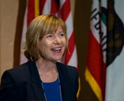 Susan Desmond-Hellmann, MD, MPH