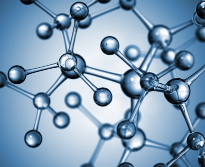 Drug molecule model