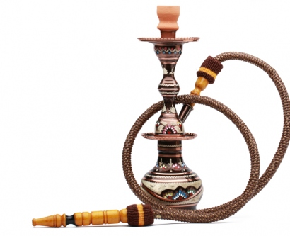 Stock Photo of Hookah