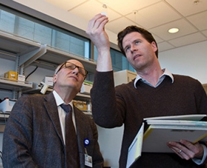 Bruce Miller, MD, and William Seeley, MD