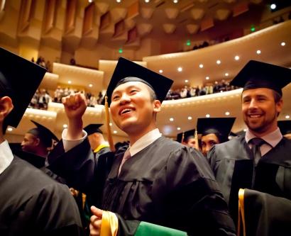 2013 School of Medicine commencement