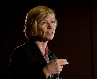 UCSF Chancellor Susan Desmond-Hellmann, MD, MPH