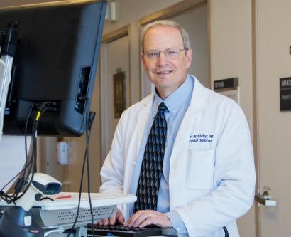 Robert Wachter at UCSF Medical Center