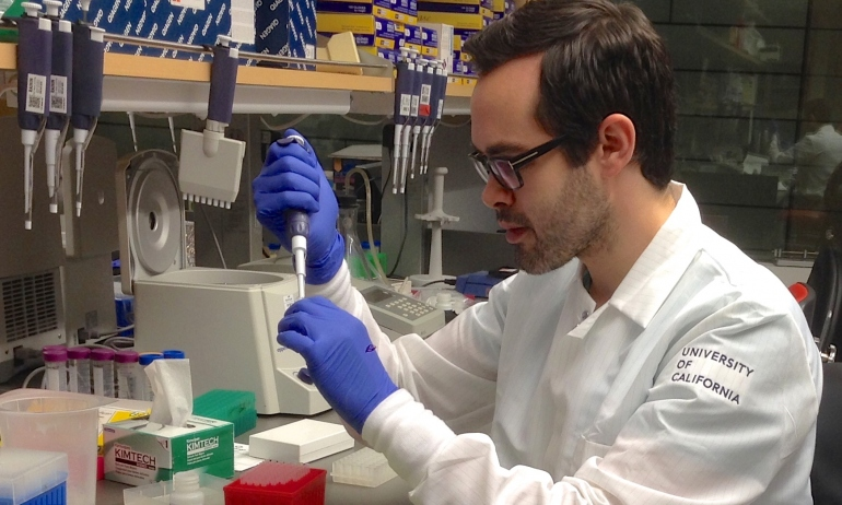 Two UCSF Researchers Awarded Funding for Work on Pediatric Oncology