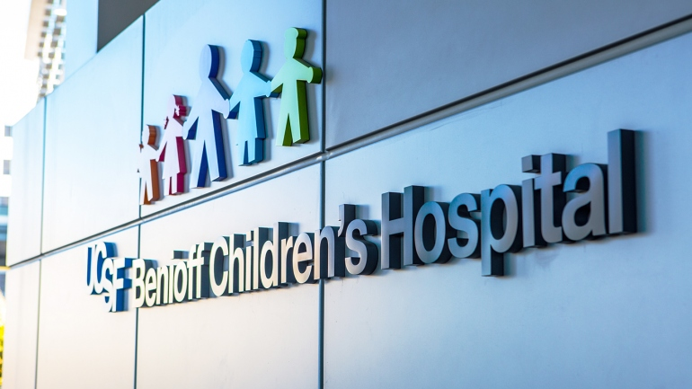 UCSF Benioff Children's Hospitals Excel in Pediatric Specialties