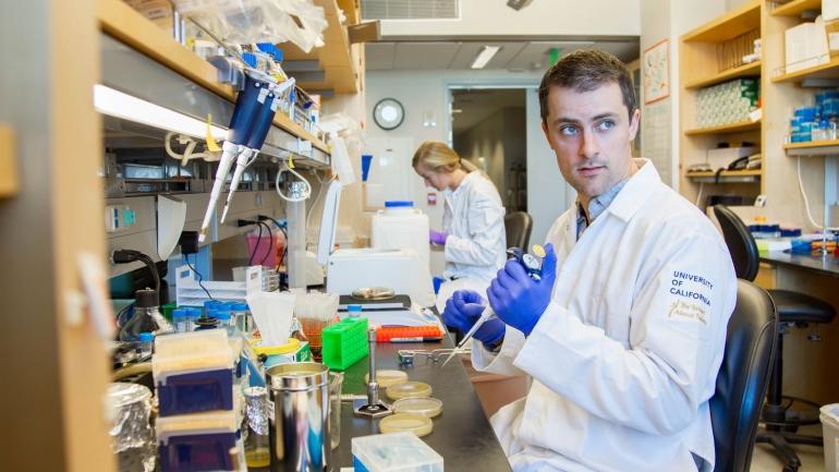 UCSF Researcher Studies CRISPR in Its 'Native Habitat'   UC San