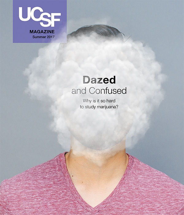 Cover of UCSF Magazine