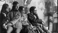 Patients in the Haight Ashbury Free Clinic in 1967