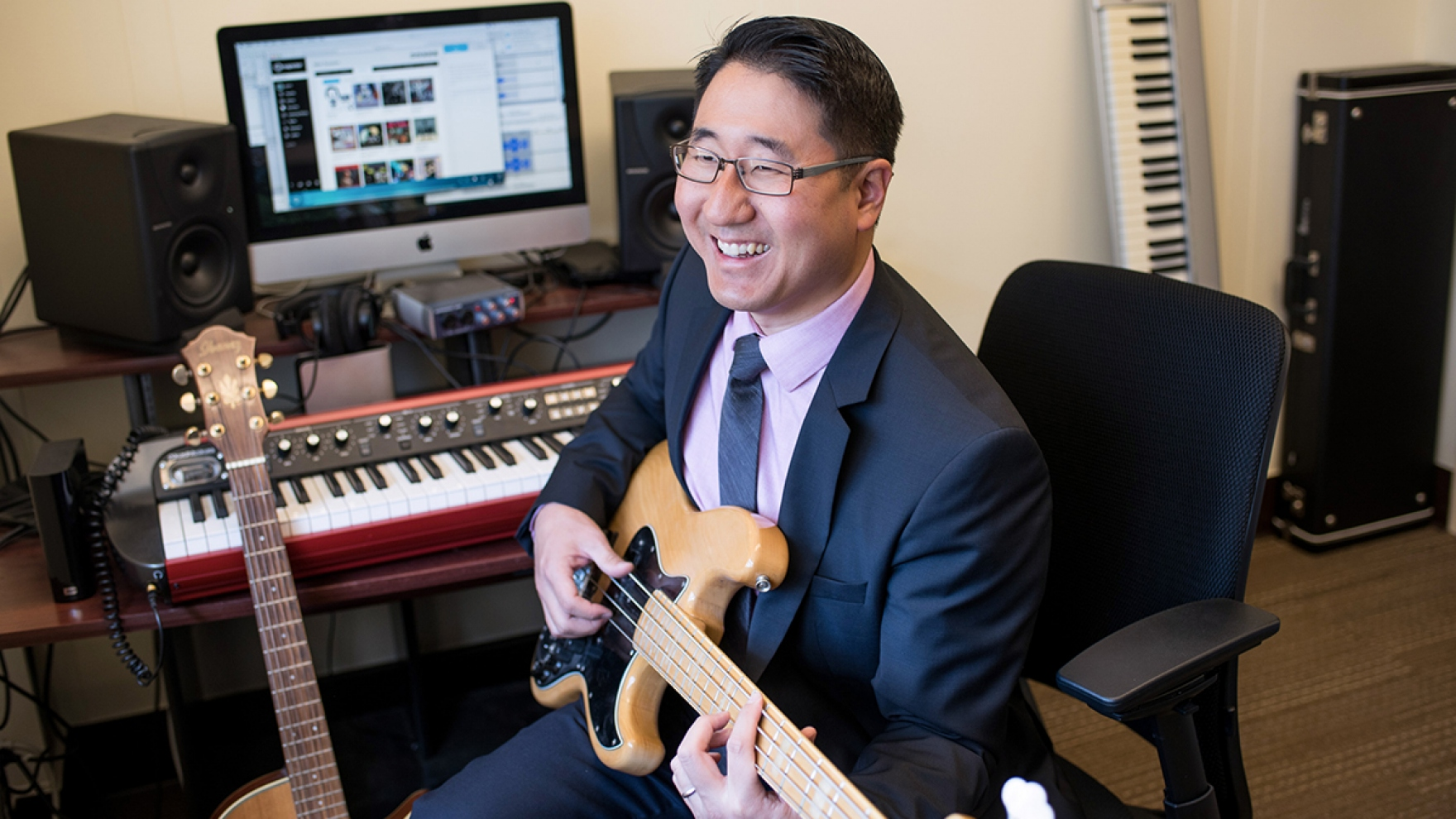 Musical Improvisation in the Brain