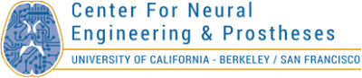 logo for Center for Neural Engineering and Prostheses