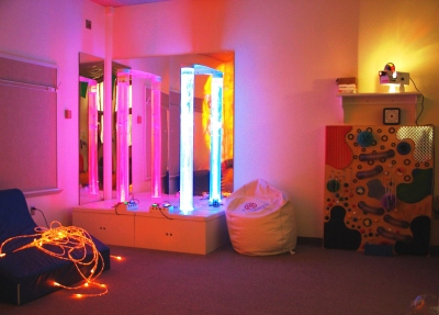 Hospital Sanctuary Aims To Soothe Or Stimulate Young Patients Senses Uc San Francisco
