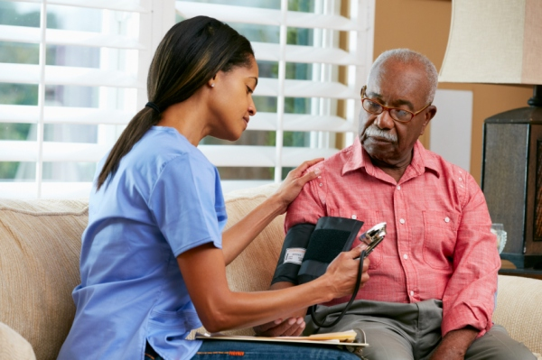 hypertension in the african american community: