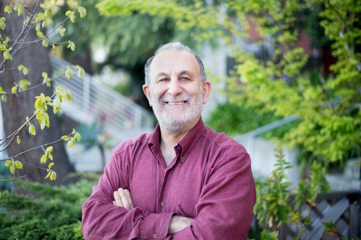 James Kahn smiling