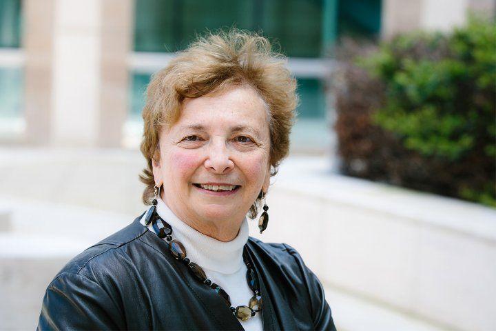 Portrait of Zena Werb