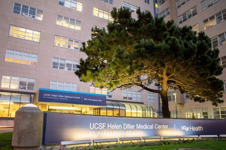 Parnassus Campus Uc San Francisco