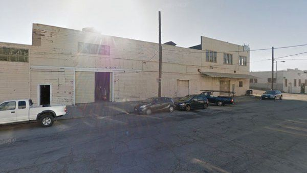 exterior of buildings in San Francisco's Dogpatch that UCSF purchased