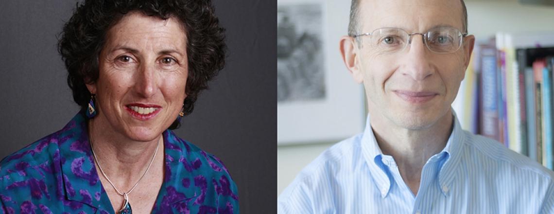 Rita Redberg and Daniel Lowenstein