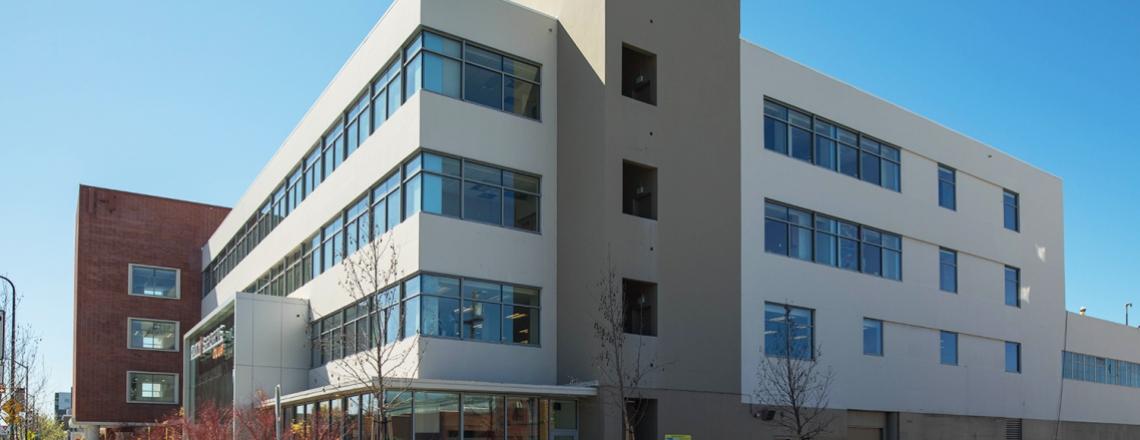 Berkeley outpatient center