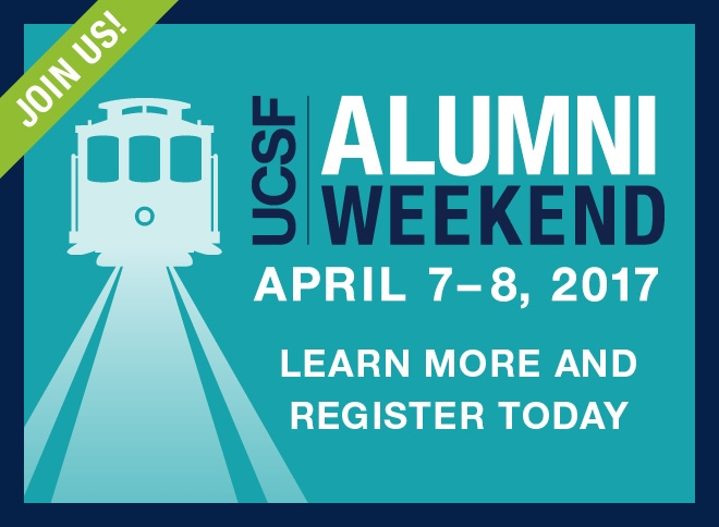 Join us for Alumni Weekend, April 7-8, 2017. Learn more and register today >