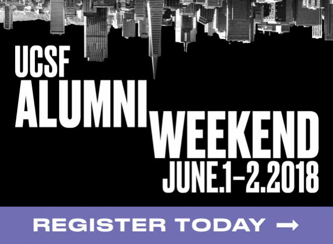 Uc san francisco ucsf alumni weekend june 1 2 2018 register today fandeluxe Images