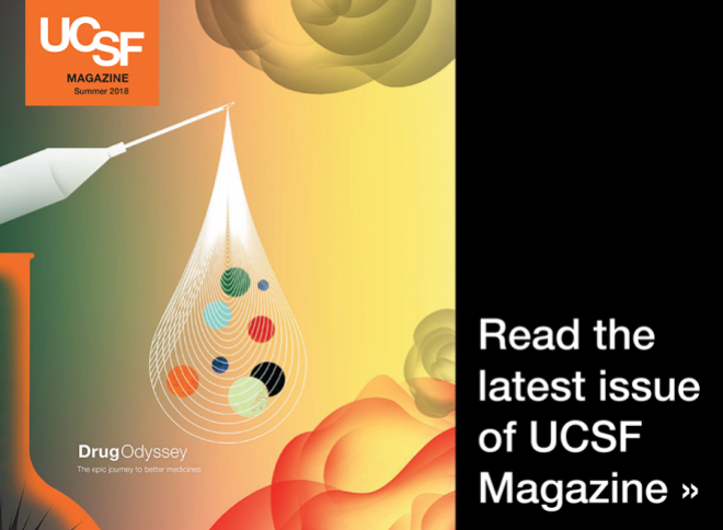 Read the latest issue of UCSF Magazine