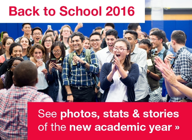 Back to School 2016: See photos, stats and stories of the new academic year >