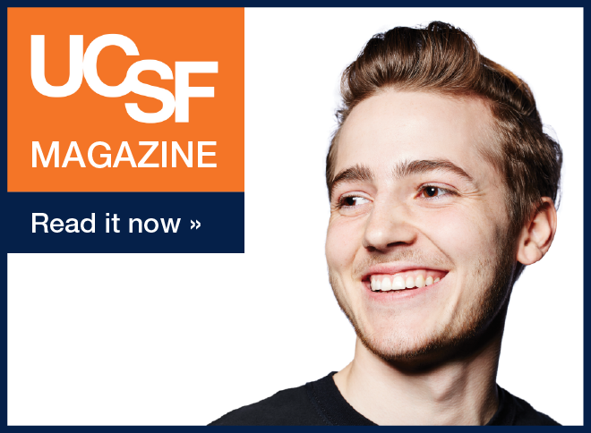 Read the summer edition of UCSF Magazine online