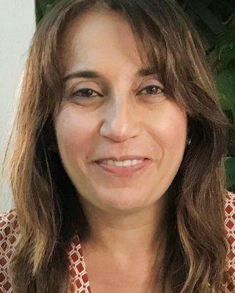 Mounira Kenaani portrait