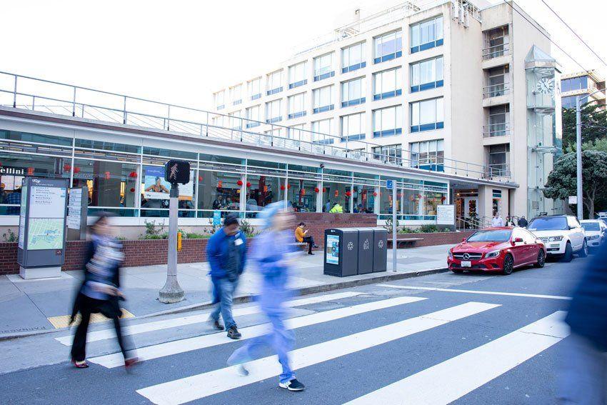 Millberry Union crosswalk