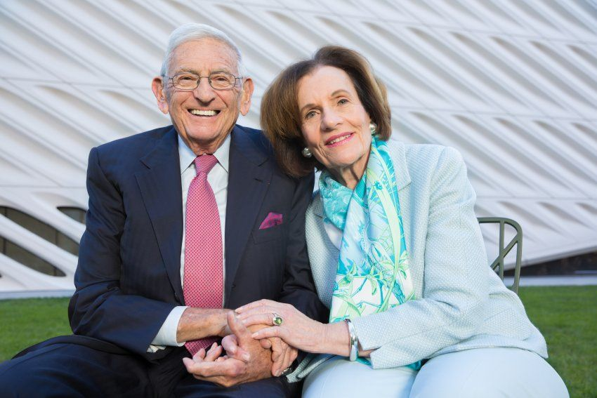 Eli and Edythe Broad Foundation Gives $30M to Stem Cell Research Centers at UCLA, UCSF and USC