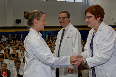 White Coat Ceremony Marks Start of Medical School at UCSF | UC San